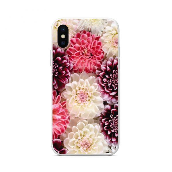 Силиконов кейс Flowers