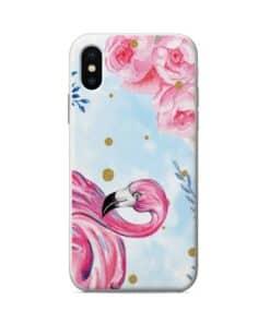 Силиконов кейс Summer Flamingo