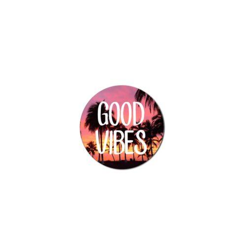 попсокет good vibes