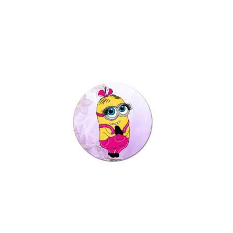 попсокет lady minion