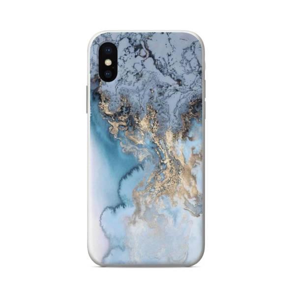 силиконов кейс blue marble