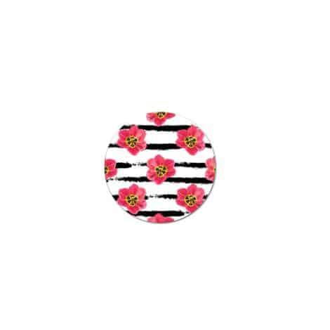 попсокет red flowers