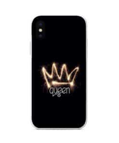 силиконов кейс i'm queen