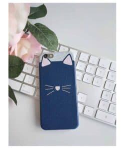 силиконов кейс meow