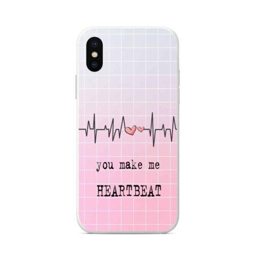 силиконов кейс my heartbeat