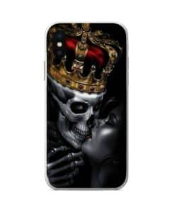 силиконов кейс skulls love