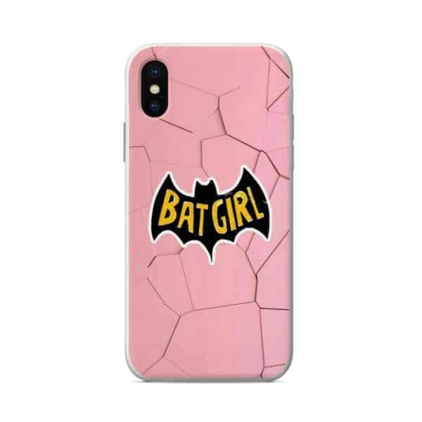 силиконов кейс batgirl