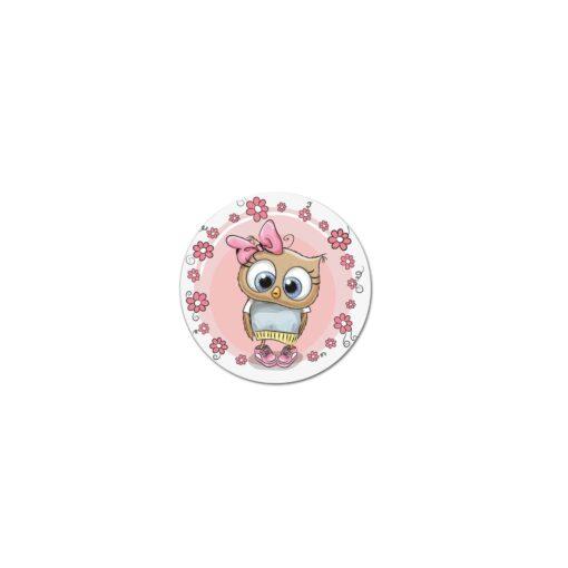 попсокет owl super cute по ваш дизайн