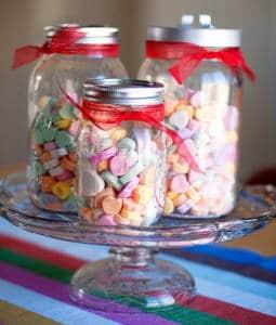бонбони за Свети Валентин