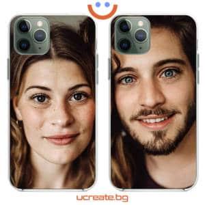 кейс за двойки за iPhone 11