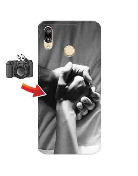 кейс със снимка за Huawei P20 lite