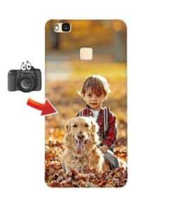 кейс със снимка за Huawei p9 lite