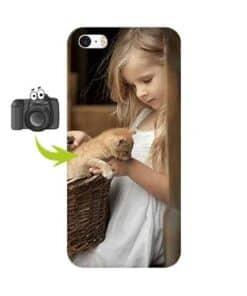 кейс със снимка за iPhone SE