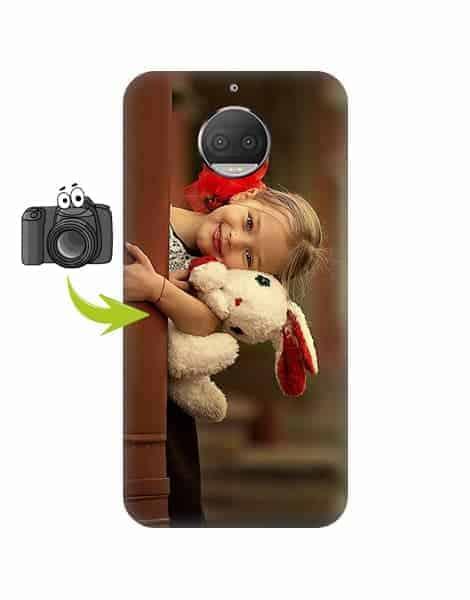 кейс със снимка за Motorola G5s