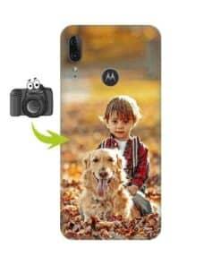 кейс със снимка за Motorola Moto E6 Plus