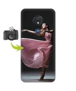 кейс със снимка за Motorola Moto G7 Power