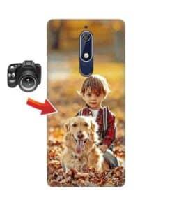 кейс със снимка за Nokia 5.1