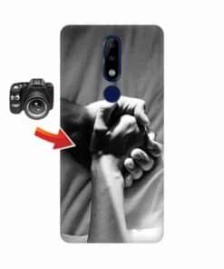 кейс със снимка за Nokia 5.1 plus