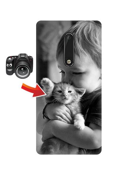 кейс със снимка за Nokia 5