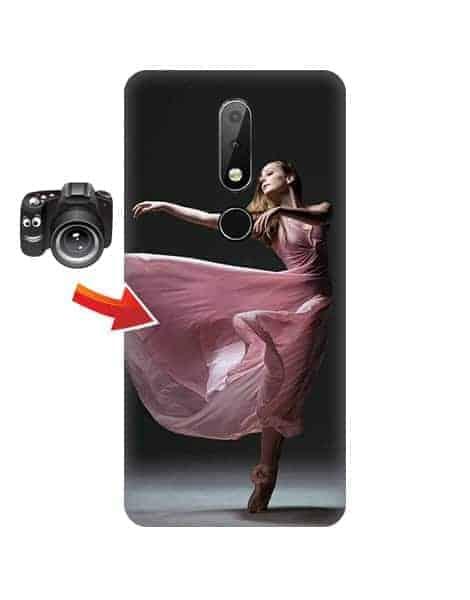 кейс със снимка за Nokia 6.1 Plus