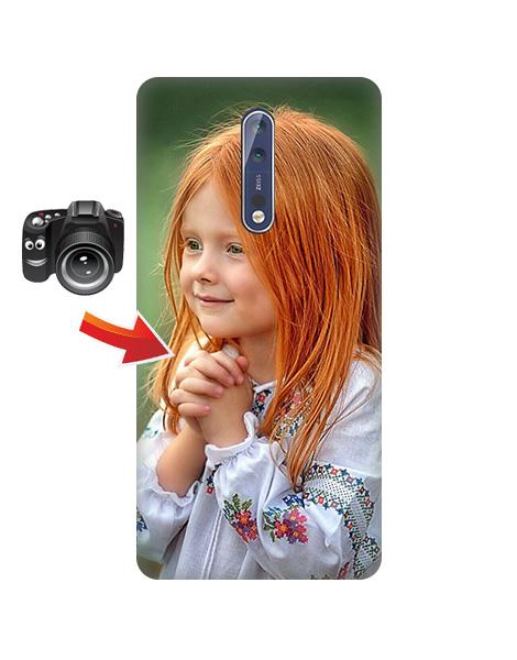 кейс със снимка за Nokia 8
