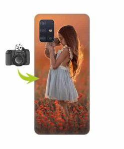 кейс със снимка за Samsung A71