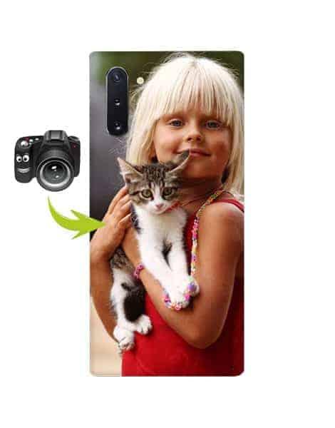 кейс със снимка за Samsung Note10