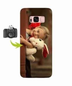 кейс със снимка за Samsung S8 plus
