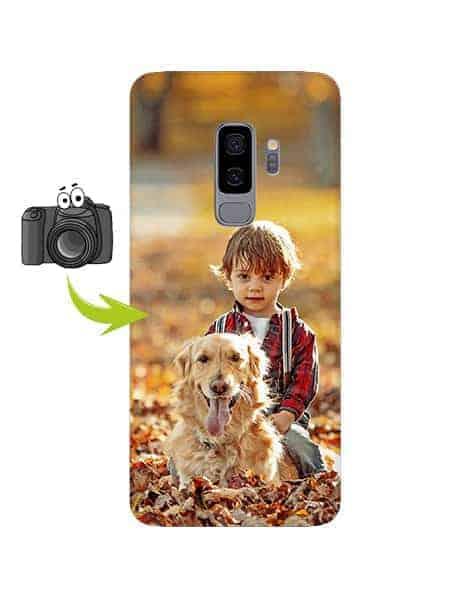 кейс със снимка за Samsung S9 plus