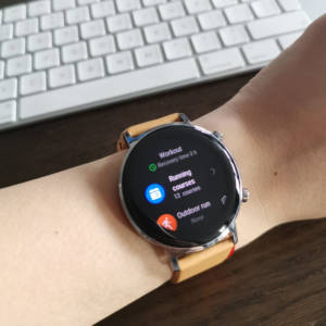 дамски смарт часовник Huawei Watch GT 2 меню