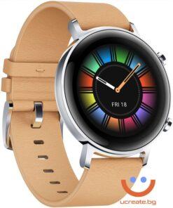 дамски смарт часовник Huawei Watch GT 2 42mm Diana Classic