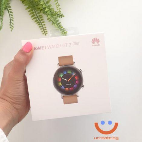 дамски смарт часовник Huawei Watch GT 2 42mm ucreate