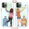 кейсове за двойки best friends trip