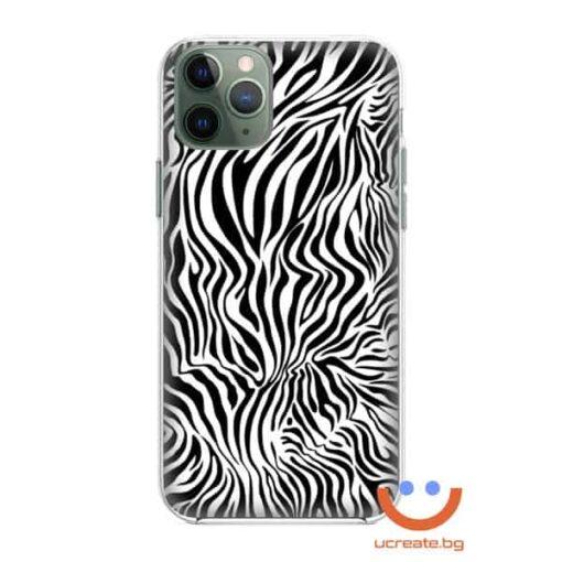 кейс със снимка кожа зебра 2 animal skins