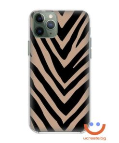 кейс със снимка кожа зебра animal skins animal skins