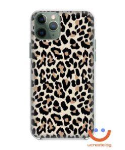 кейс със снимка кожа леопард animal skins