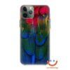 кейс със снимка папагал ара2