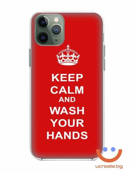 коронавирус COVID 19 keep calm and wash your hands