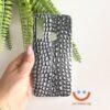 силиконов кейс за Redmi Note 8 animal skins крокодил имитация на кожа
