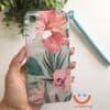 силиконов кейс Beauty jungle flowers калъф с цветя ucreate ucreate 2