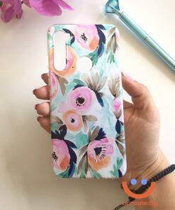силиконов кейс Magical flowers калъф с цветя ucreate