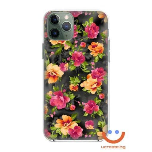 силиконов кейс roses garden