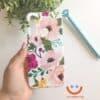 силиконов кейс spring beauty flowers калъф с цветя ucreate 2