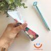 силиконов кейс svelvet flowers калъф с цветя ucreate