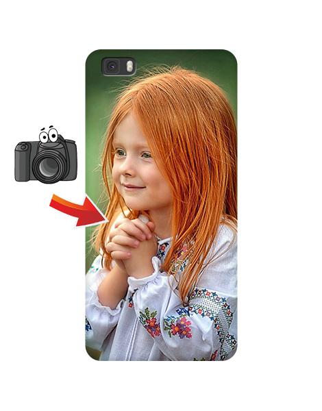 кейс със снимка за Huawei P8 lite