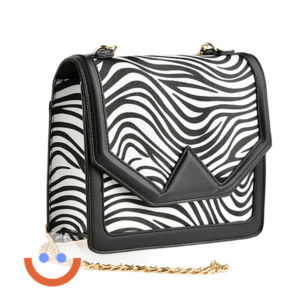модни тенденции чанти animal skin зебра