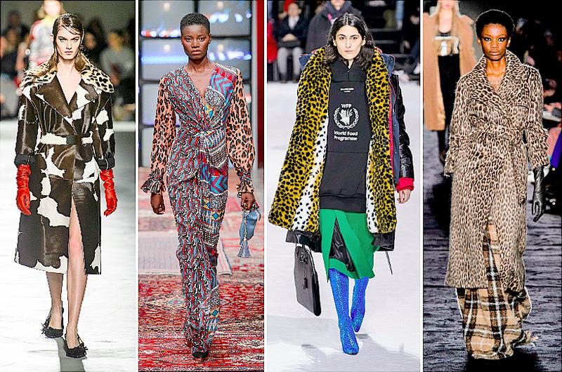 модни тенденции 2020 дрехи с animal skins