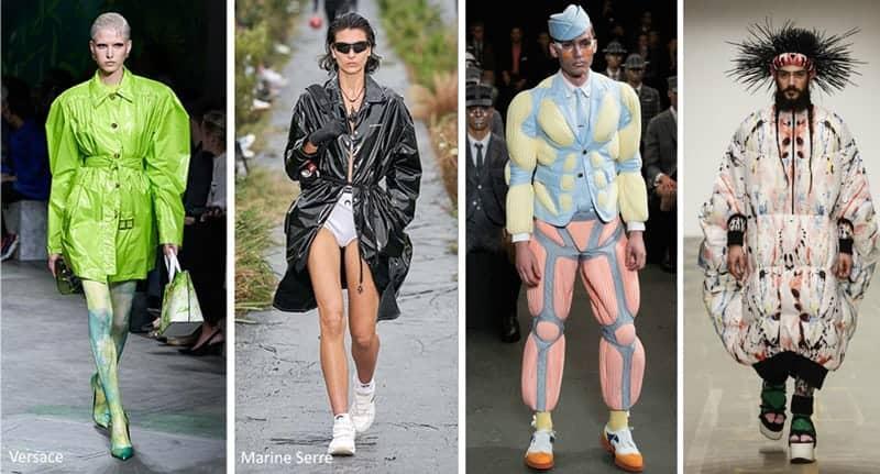 модни тенденции 2020 нелепа мода