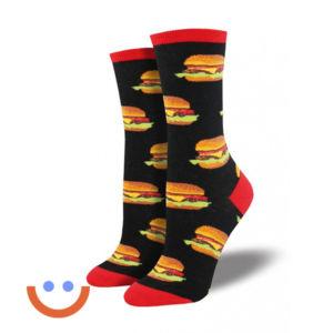 модни тенденции 2020 чорапи хамбургер