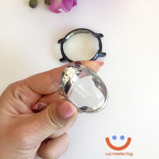 протектор за смарт часовник huawei gt2 42mm ucreate